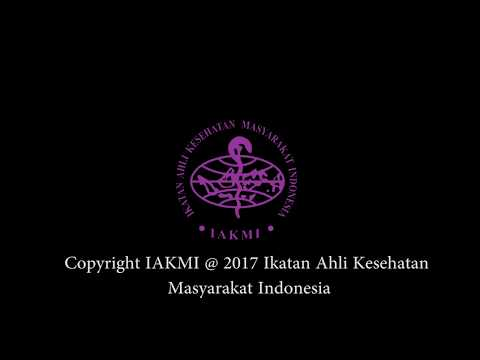 Video Tutorial Pendaftaran Online Keanggotaan IAKMI
