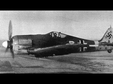 Avion militaire : Le Focke Wulf Fw 190 chasseur bombadier