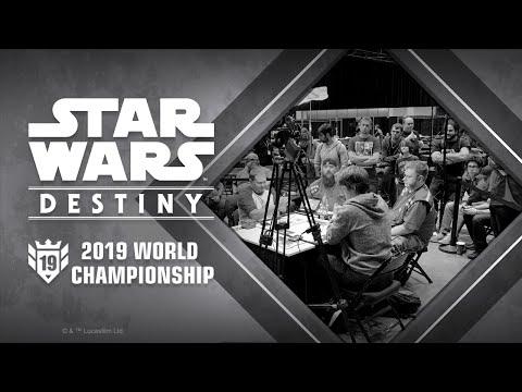Star Wars™ Destiny World Championships 2019 (Day One)
