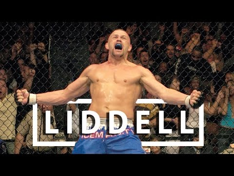 """Chuck """"The Iceman"""" Liddell Highlights 