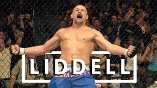 "Chuck ""The Iceman"" Liddell Highlights 