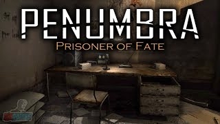 Penumbra Prisoner Of Fate Demo   Indie Horror Game   PC Gameplay Walkthrough