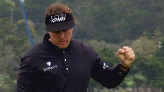 Tee to Green: Phil Mickelson