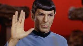Leonard Nimoy Memorable Moments : A Tribute to Mr. Spock RIP