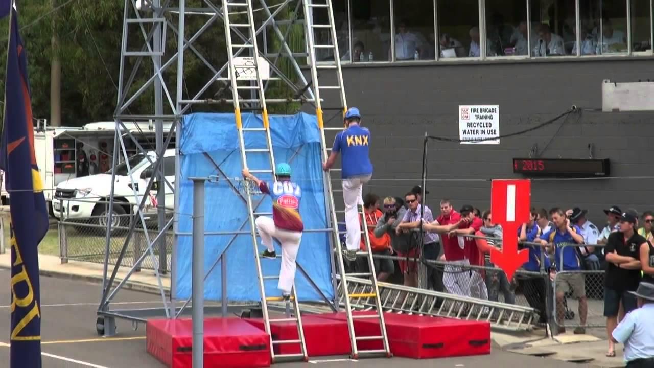 Ladder racing