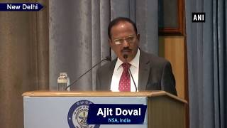 Ajit Doval :  Intelligence agencies have to make hard assessment to our needs