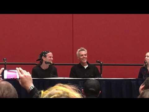 'Twin Peaks' Dana Ashbrook & James Marshall at Rock and Shock 2018  PopHorror