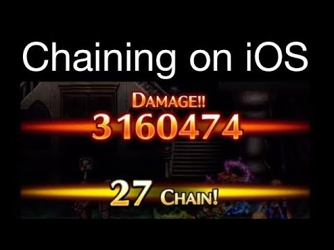 FFBE Chaining in iOS (NEW)