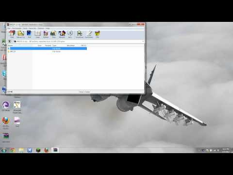 How To Download/Install Planes For FSX (Voice Tutorial)
