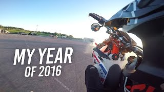 2016 WAS AWESOME | The Supermoto Year Of 2016 [NTK EDIT]