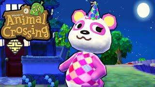 Animal Crossing: New Leaf - Autumn Moon & Pinky's Birthday Gameplay Walkthrough Ep.86 Nintendo 3DS