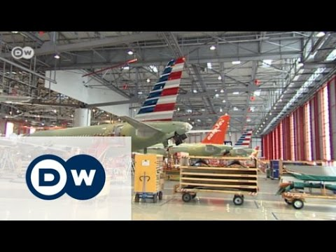 Airbus - The world's second-largest aircraft manufacturer | Made in Germany