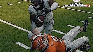 Shaq Thompson: Fightin' illini (S.2,Ep.2) NCAA 14 RTG