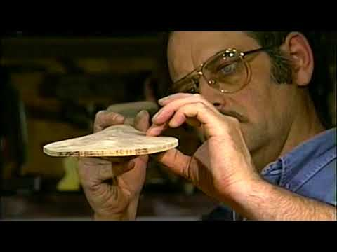 The Art Of Paddle Carving (1996)