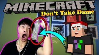 THUỐC ĐẮNG DÃ TẬT - Minecraft Don't Take Damage