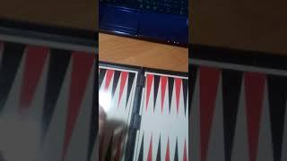 Видео урок игры в нарды