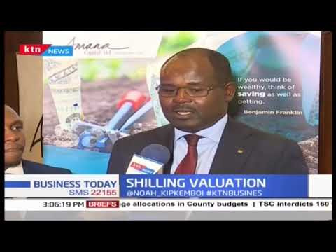 Kenya Shilling Over-valued According To Amana Capital Report    Business Today