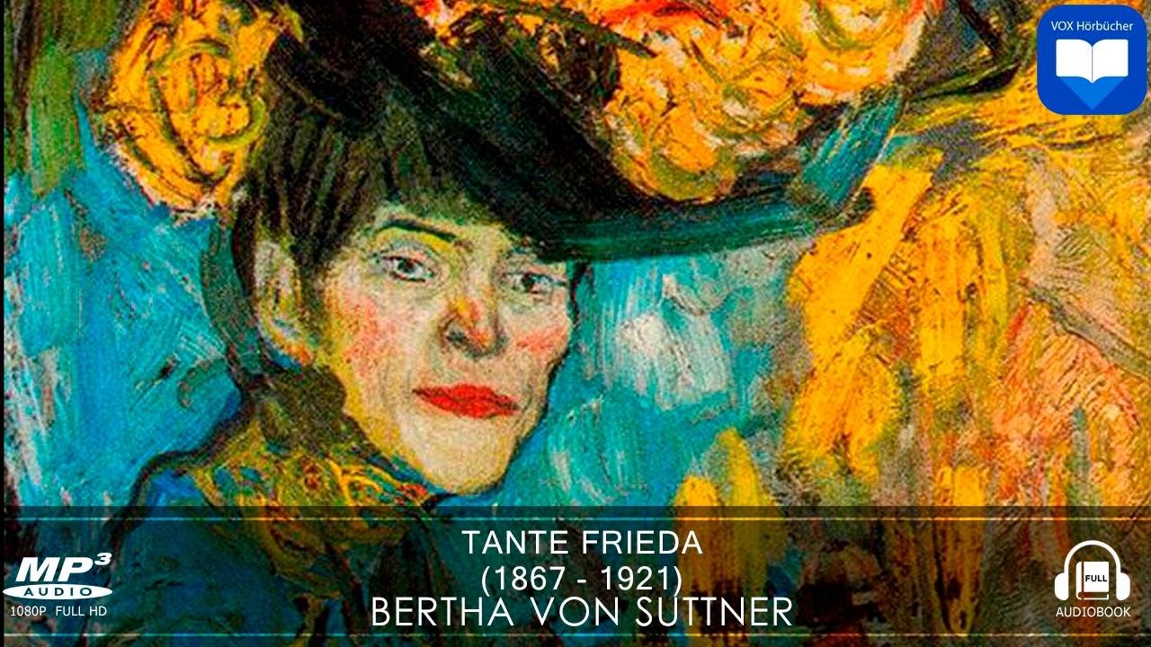 Download Hörbuch: Tante Frieda von Ludwig Thoma   Komplett   Deutsch