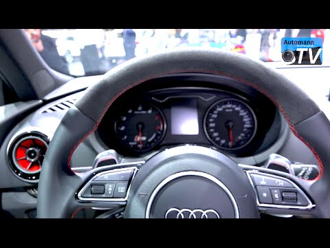 2016 Audi Rs3 Sportback 367hp First Check 1080p