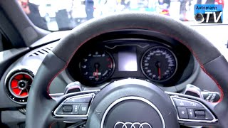 2016 Audi RS3 Sportback (367hp) - First CHECK (1080p)