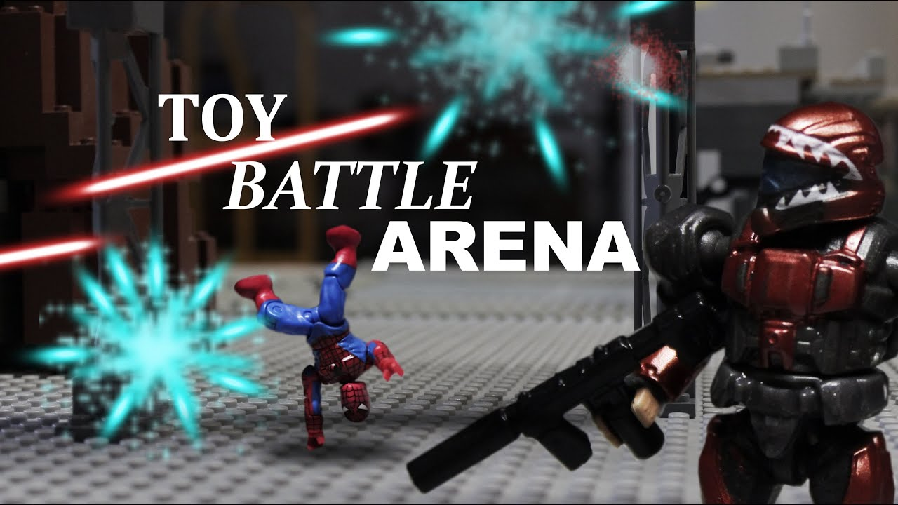 Download Toy Arena Battle Stopmotion