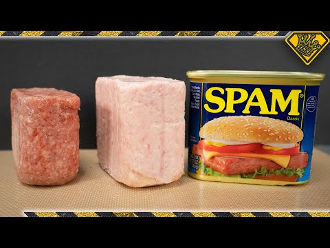 What Happens When You Dry Age SPAM?