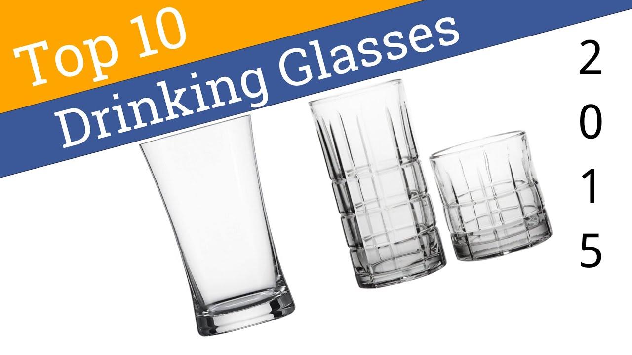 10 best drinking glasses 2015