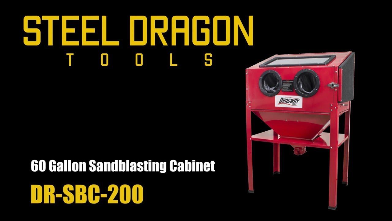 Dragway Tools 7mm Ceramic Nozzles for Model 25 60 90 Sandblast Cabinet 5