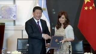 China bank funds Argentina development
