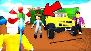 This Scamming Gold Digger Sold FAKE CARS At Her Dealership.. (Roblox)
