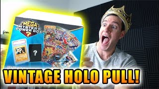 IT HAPPENED AGAIN! - MEGA MYSTERY POWER BOX OPENING with POKEMON CARDS from WALMART!