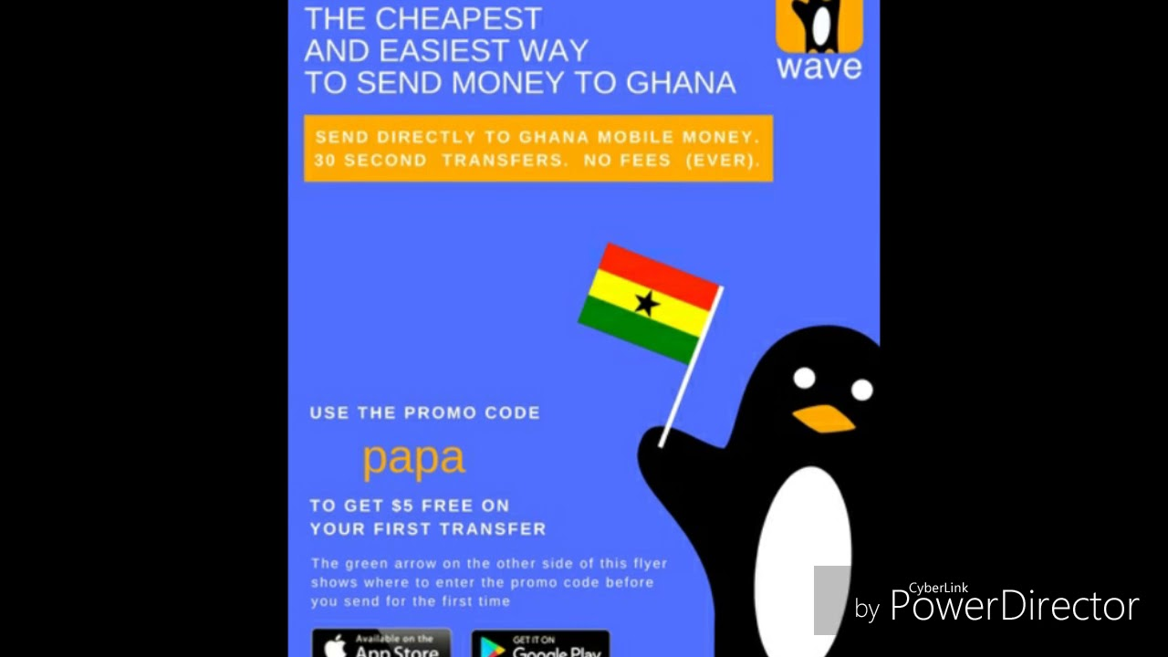 Wave The Easiest Way And Est To Send Money Ghana