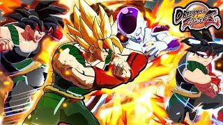 Dragon Ball FighterZ PC Mods: Bardock Mod Gameplay (Super Saiyan Bardock Transformation & Ultimate)