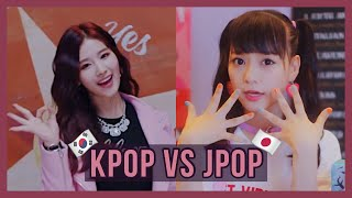 KPOP VS JPOP || 2019 edition