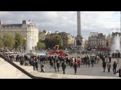 LONDRES - Intercâmbio Europa (HD)