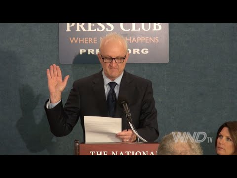 DHS Whistleblower Exposes Government's Submission To Jihad (FULL Press Conference)