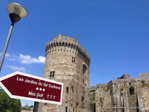Les jardins du val cocherel chateau de dinan youtube - Les jardins du val de moselle ...