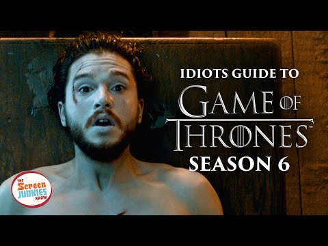 Play Idiot's Guide to Game of Thrones Season 6