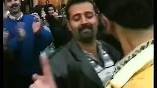 فیلم قدیمی از شادی مردم ایران پس از رفتن به جام جهانی 1998 فرانسه