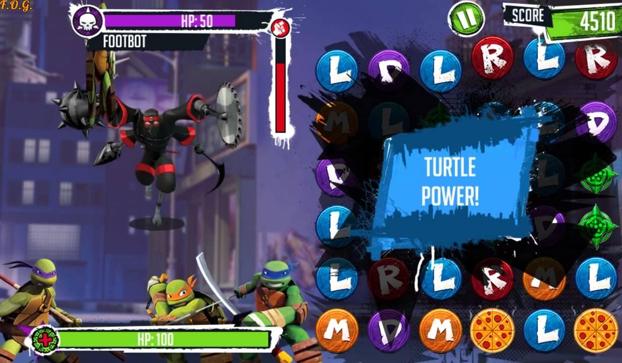 Видео игры черепашки ниндзя драки игры губка боб в ритме бикини боттом