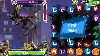 Teenage Mutant Ninja Turtles Booyakasha Blitz (Черепашки ниндзя: драки буякаша)