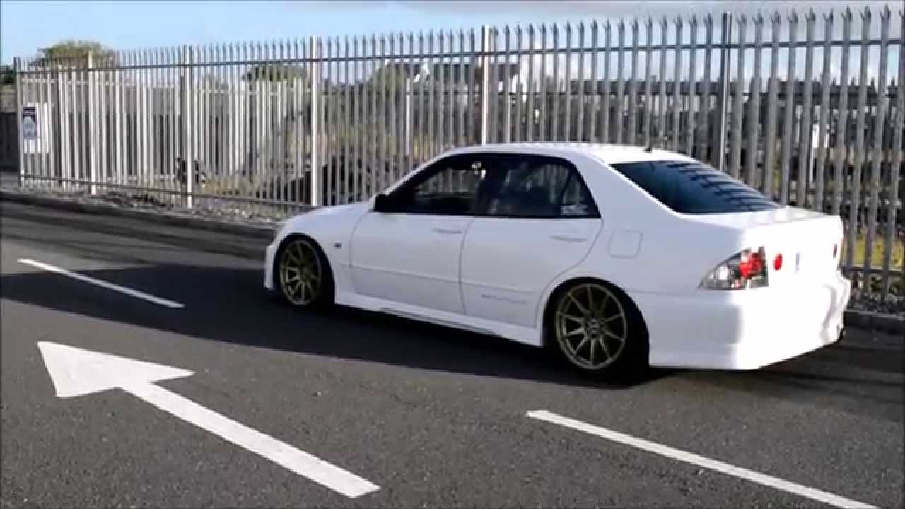 White Gold Altezza   YouTube