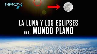 ¡La Tierra es Plana! | Los Eclipses