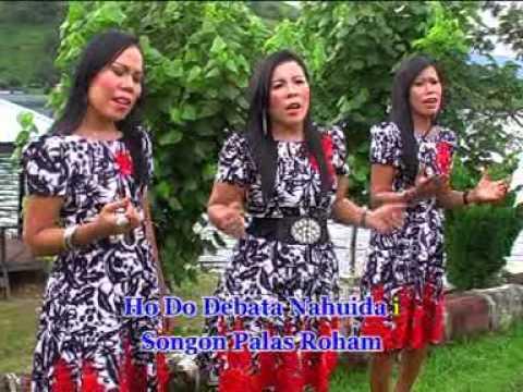 INANG NA BURJU cipt. Jhony S Manurung - SINAGA SISTER