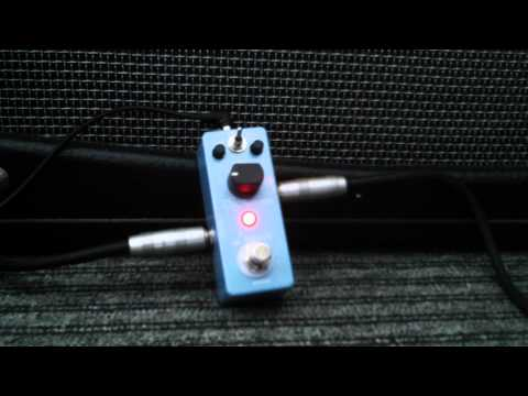 Donner Blues Drive - Overdrive DEMO