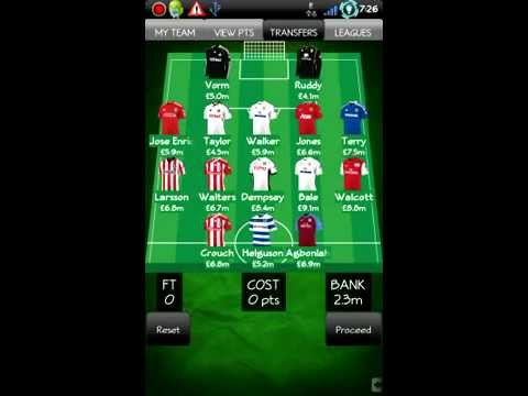 Fantasy Football Manager for Android