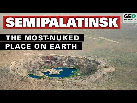 Semipalatinsk: The Most Nuked Place On Earth