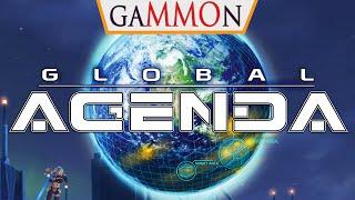 gaMMOn #2 - Global Agenda