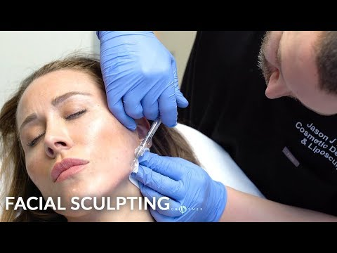 Facial Sculpting Treatment | Facial Sculpting with Revanesse Versa | Jawline Contouring | Dr. Jason