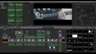 vendetta! vendetta! - guitarras originais - video #1
